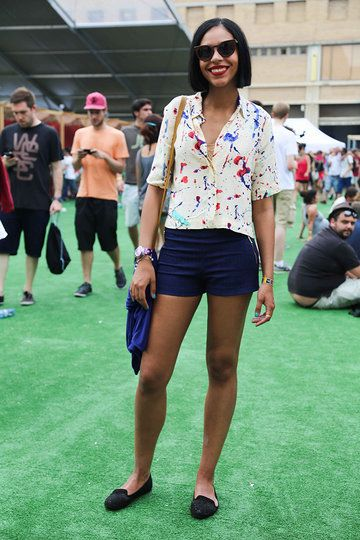 Street Style: Sónar 2014