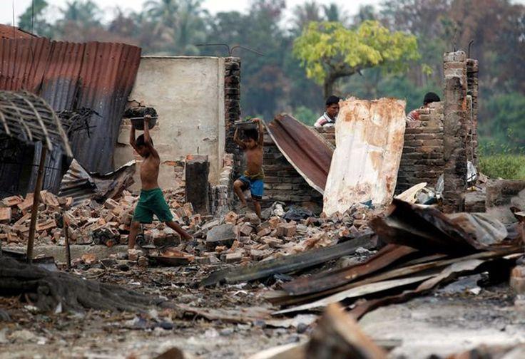 Militer Myanmar Temukan Kamp Pelatihan, 3 Pemberontak Tewas