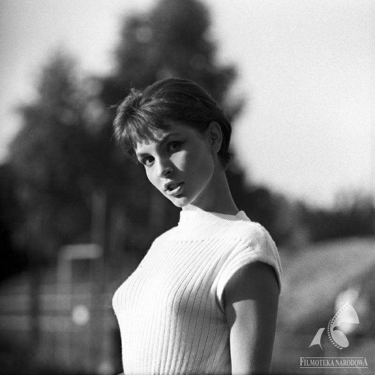 Teresa Tuszyńska, 1960.  #polish #beauty #actress