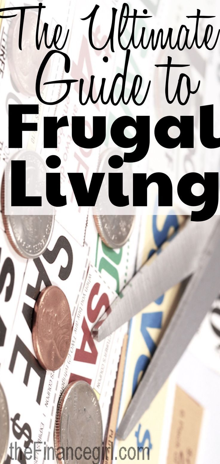 How to live frugally. Frugal living posts from the best personal finance bloggers.
