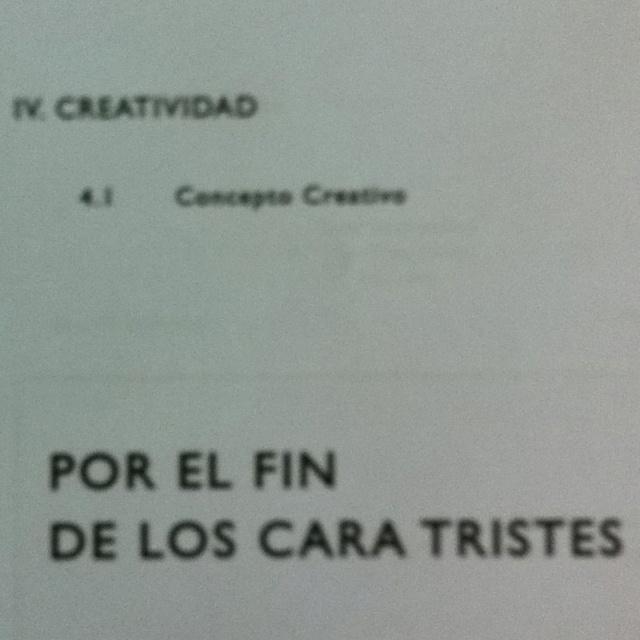 #porelfindeloscaratristes