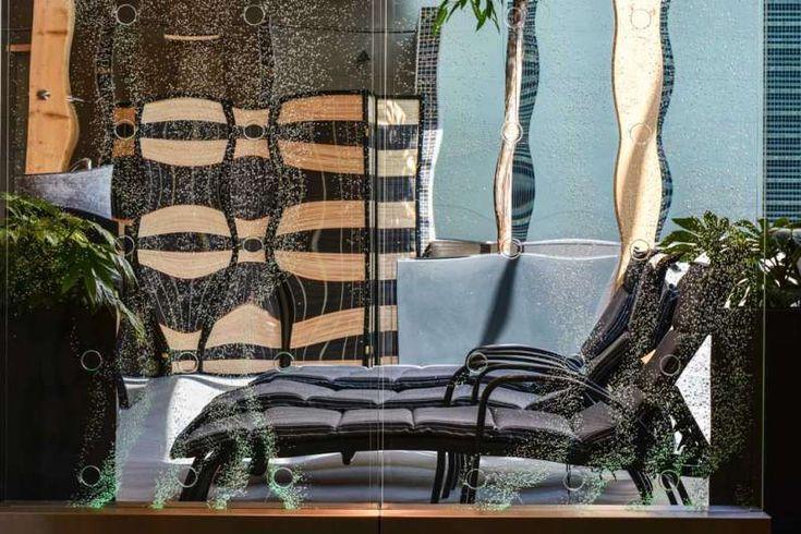 23 best Wasserwände aus acrylic couture images on Pinterest - wasserwand selber bauen garten