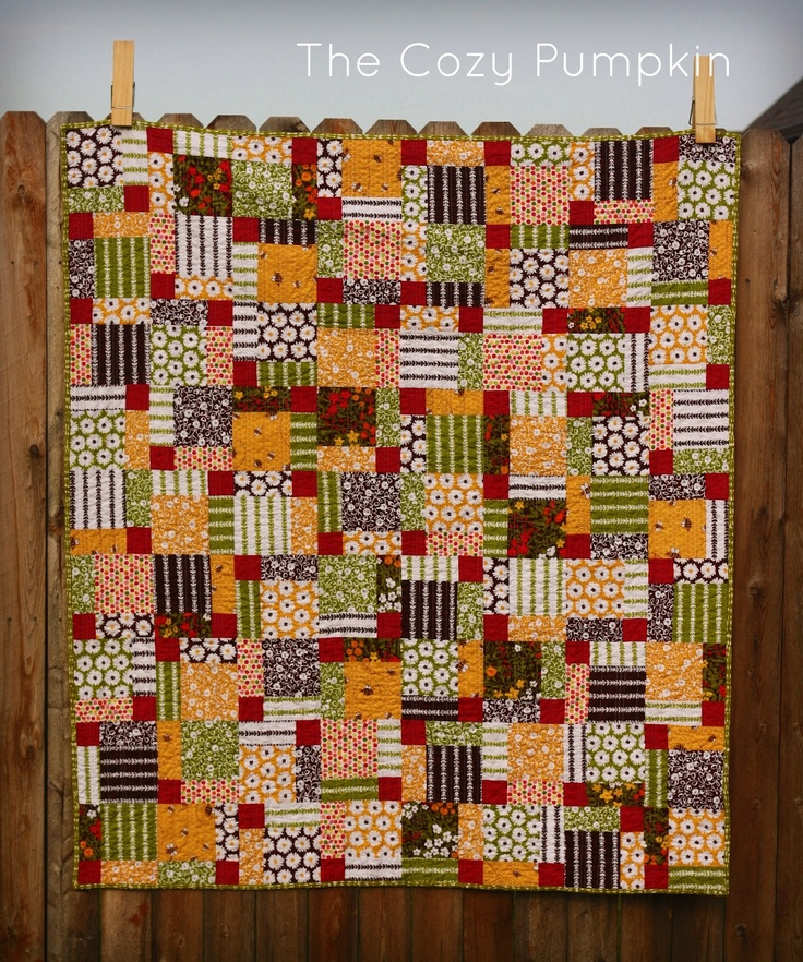129 best Quilt Nine Patch images on Pinterest | Quilting ideas ... : quilt patch management - Adamdwight.com