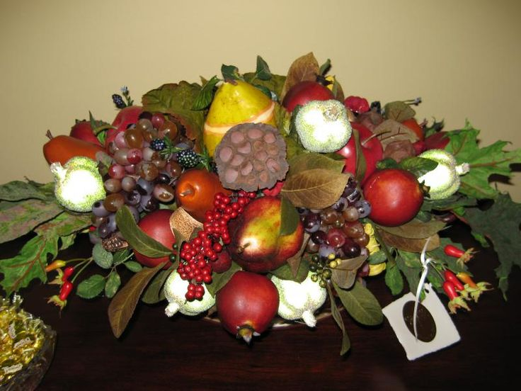 17 best images about fruit arrangements on pinterest Floral arrangements with fruit