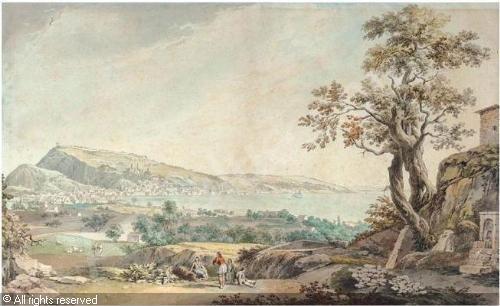 ZANTE . by Schranz Joseph,  c. 1803