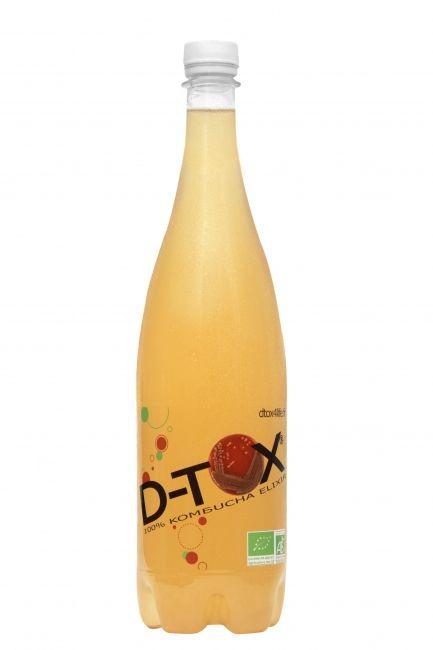 D-Tox 100% Kombucha Elixir - France