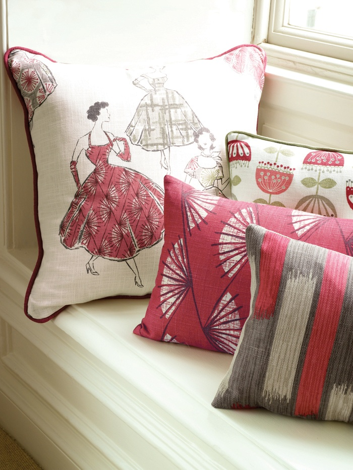 17 best images about romo cojines pillows on pinterest - Cojines de rayas ...