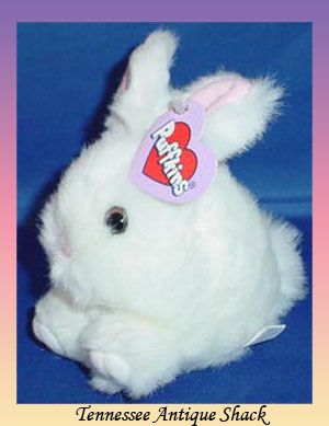Puffkins Plush Lucky The Rabbit Stuffed Animal For Sale At