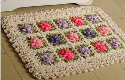 Crochet s lo con paso a paso o video videos - Manualidades a crochet paso a paso ...