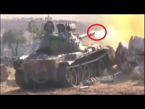 Iraq War 2014 : Kurdish Forces Use Tank Attack Isis | RAW VIDEO
