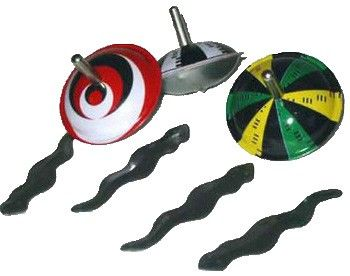 Magic Spinning Top Snake I collect spinning tops and this one is truly awesome. #EntropyWishList #PintoWin