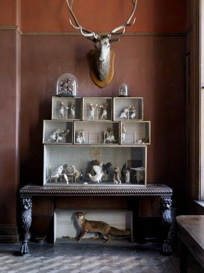From 'Romantic Irish Homes' by Robert O'Byrne and Photographer Simon Brown
