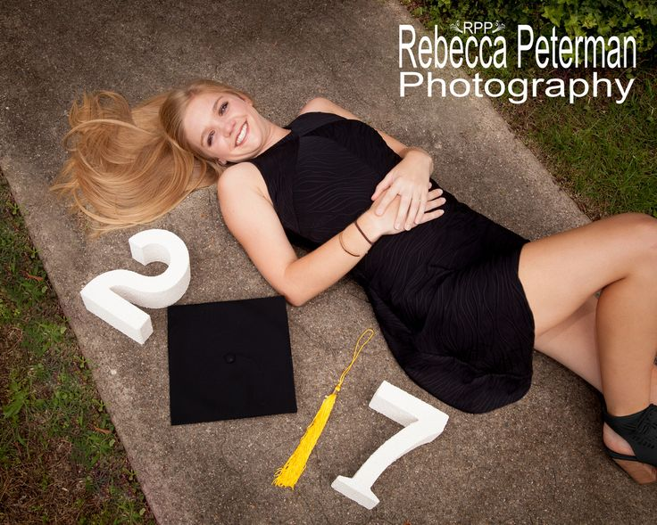 Trendy Cap & Gown Pictures, Hot Springs, Arkansas, Rebecca Peterman Photography