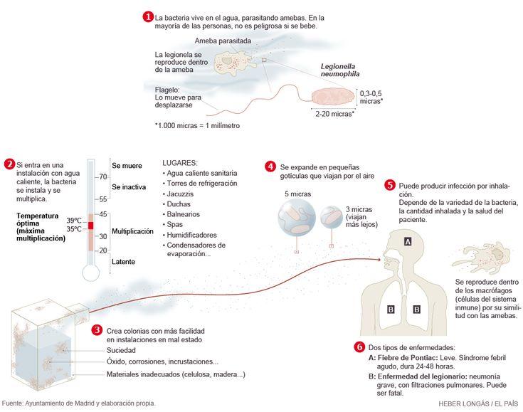 El contagio de legionelosis | Media | EL PAÍS