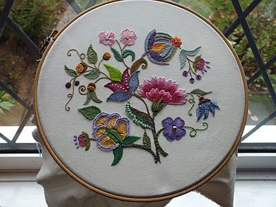 ella's craft creations: AUTUMN FLOURISH EMBROIDERY ......FINALE !!!#c7212674525085850251#c7212674525085850251