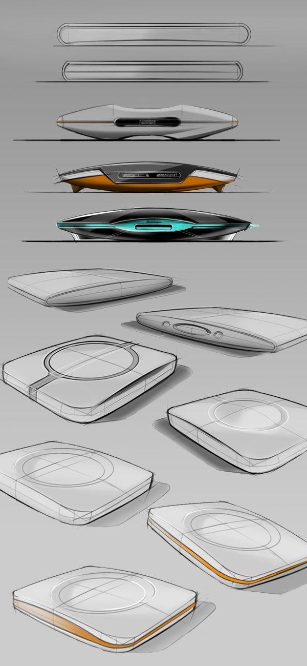 Lacie S 2.0 by Pedro Gomes  www.pedrogomesdesign.com.