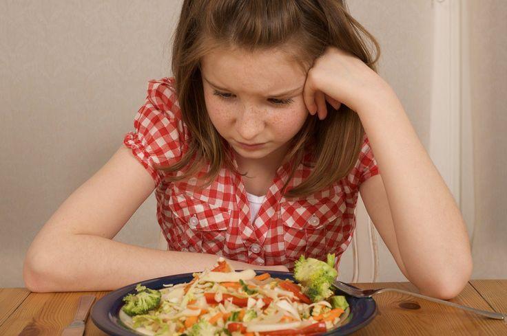 Crianças comem mais quando estão tristes
