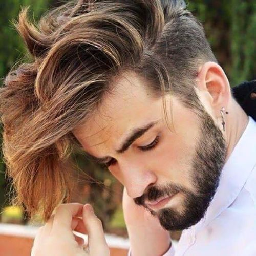 long hair styles bangs les 25 meilleures id 233 es de la cat 233 gorie cheveux longs 2954 | 2954fb2409bb9bbd85f0f23cb9037172 cool short hairstyles mens hairstyles