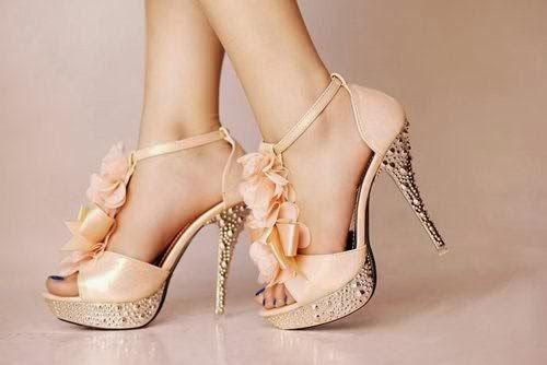 Fenomenales zapatos de moda | Colección Fiesta 2015