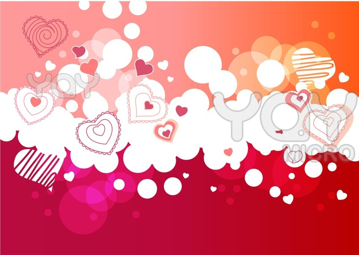 Royalty Free Vector of Pink Bubble Background