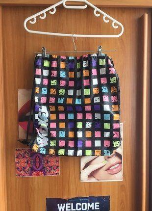 Kupuj mé předměty na #vinted http://www.vinted.cz/damske-tasky-a-batohy/batohy/15841858-barevny-vak-na-zada-se-vzorem-zn-kappahl