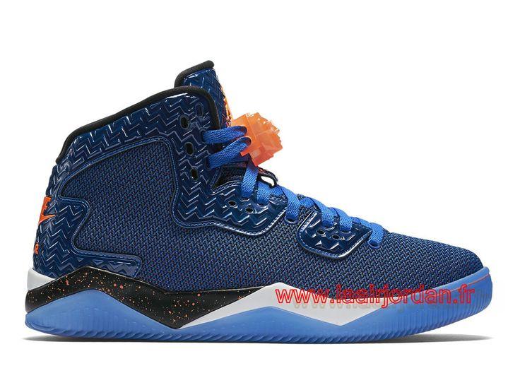 Basket Air Jordan Spike 40 PE Chaussures Officiel Nike PouR Homme Knicks /  Bleu 807541_405-