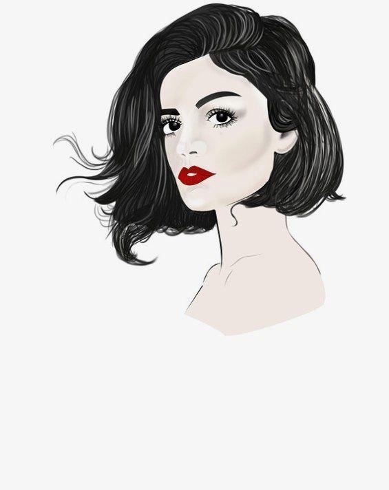 Vorschläge für gut aussehende Frauenhaare. Dein Haar ist ...