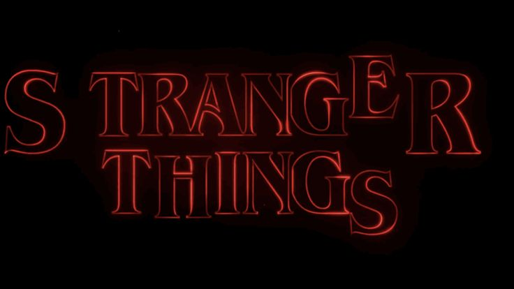 Two Cappuccinos A Day: Back to the 80's With Stranger Things