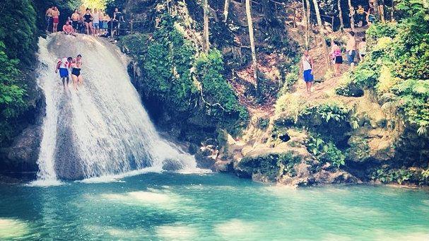 blue hole jamaica wwwyogatraveltreecom places i want