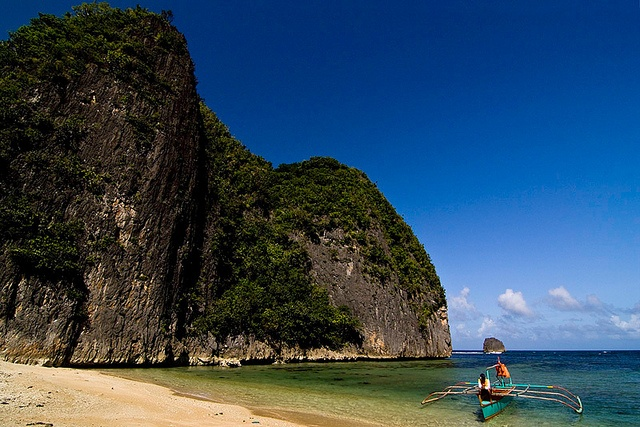 Caramoan Islands, Philippines. For the 'Survivor' franchise alone, the Caramoan Islands have played host to nine countries and now the ongoing shooting of 'Survivor USA'.