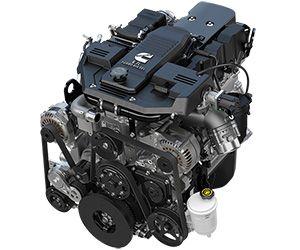 6.7L Cummins Diesel