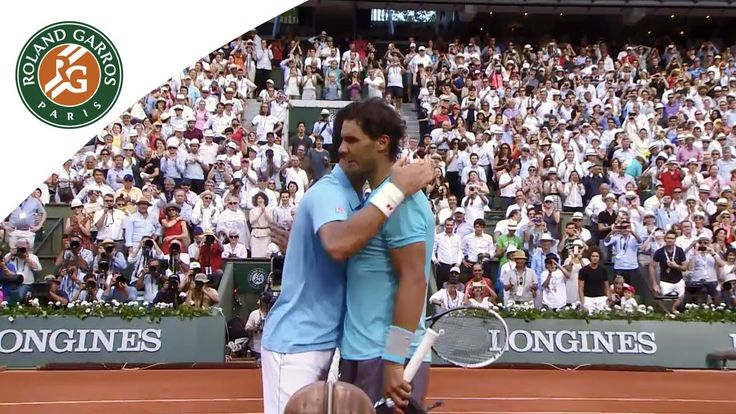 R. Nadal v. N. Djokovic 2014 French Open Men's Final Highlights
