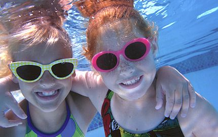 Lifeguard services for pool parties and Private Swim Lessons and Swimming Lessons at Home from Happy Swimmers