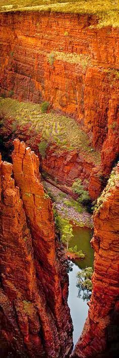 Karijini National Park, Western Australia repinned  @OzeHols - Holiday Accommodation - Holiday Accommodation