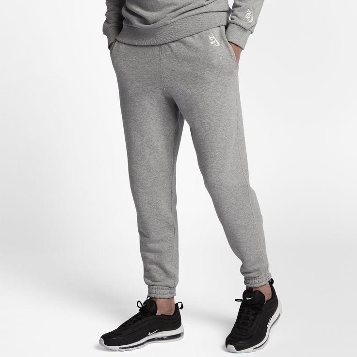 NikeLab Made In Italy Men's Pants Size Medium (Grey)