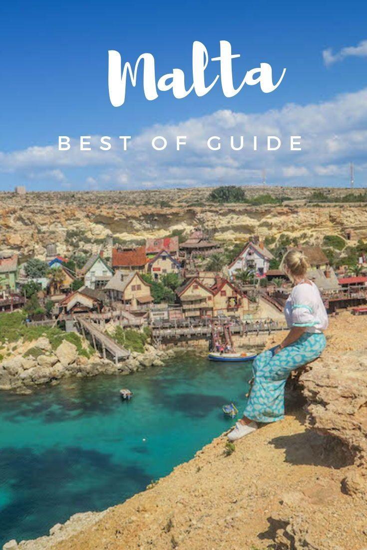 Malta Sehenswurdigkeiten Die 25 Besten Tipps Zu Kultur Natur Mit Bildern Malta Urlaub Reisen Reiseziele