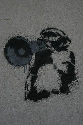 Megaphone Monkey