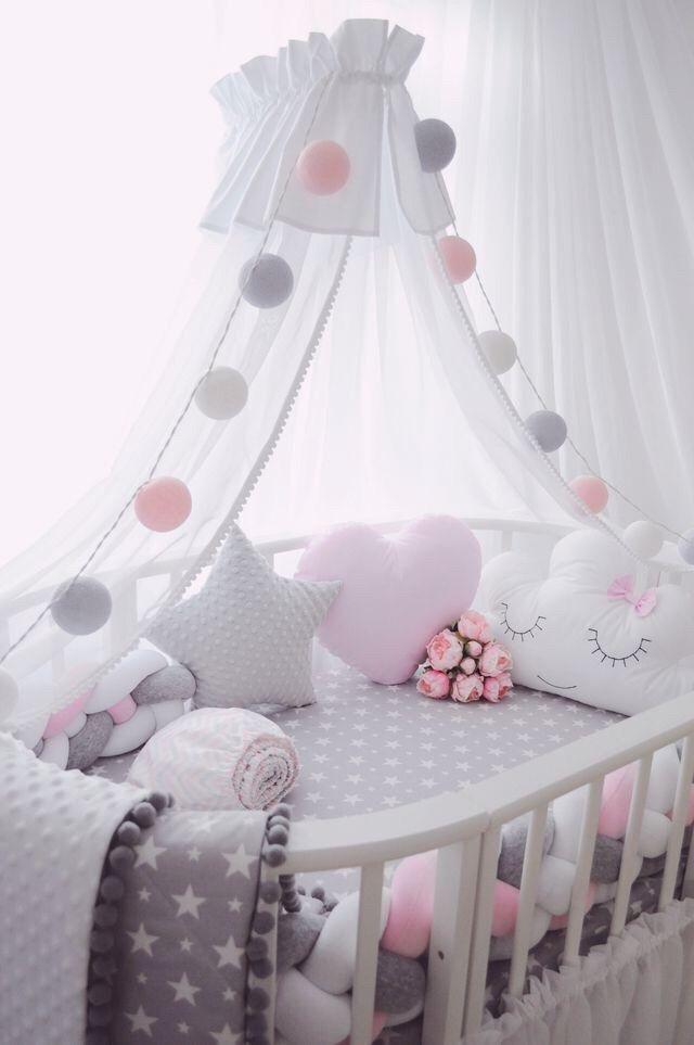Krippe leise – Pom_celinette – # Baby #Douceur #de #lit #Pomcelin