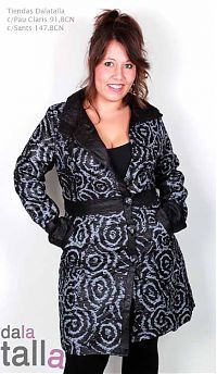 Tienda tallas grandes mujer DALATALLA, da la talla www.dalatalla.com