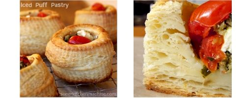 Thermomix puff pastry