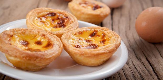 portugese custard tart