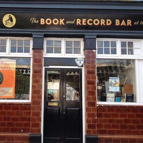 The Book and Record Bar, West Norwood | Book and music lovers can't miss a trip to the Book and Record Bar, featuring a hearty collection of classic reads and classic albums. Lounge with a book and coffee during the daylight hours, then stick around for a live show and a pint in the evening. 16 Incredible Library Bars In London