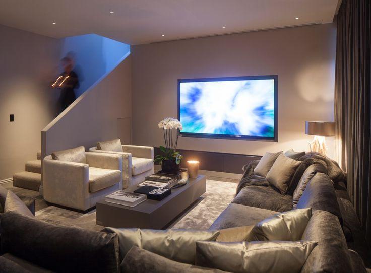 Private Residence / Living Room / Tom Ford / Janey Butler / Eric Kuster / Metropolitan Luxury