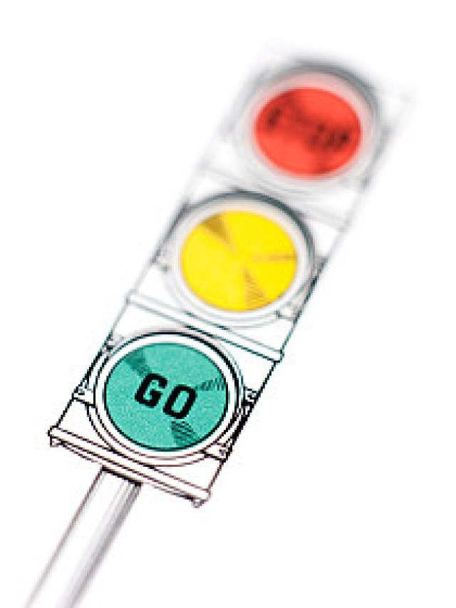 Turn-A-Card Behavior Management Plan: The traffic light is an easy way for young students to understand.