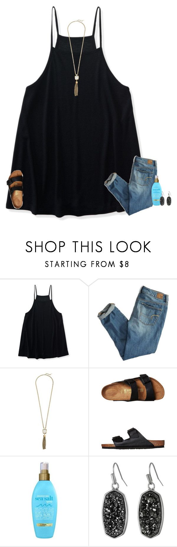 """RTD PLZZZ FOR SHOUTOUT!"" by texasgirlfashion ❤ liked on Polyvore featuring Aéropostale, American Eagle Outfitters, Cole Haan, Birkenstock, Organix and Kendra Scott"