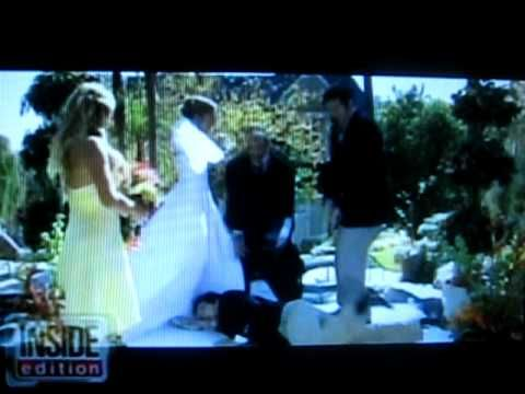 Jim And Pams Wedding Dance On The Office Popular YouTube Video JK Entrance Chloe Keiths Inside Edition TV