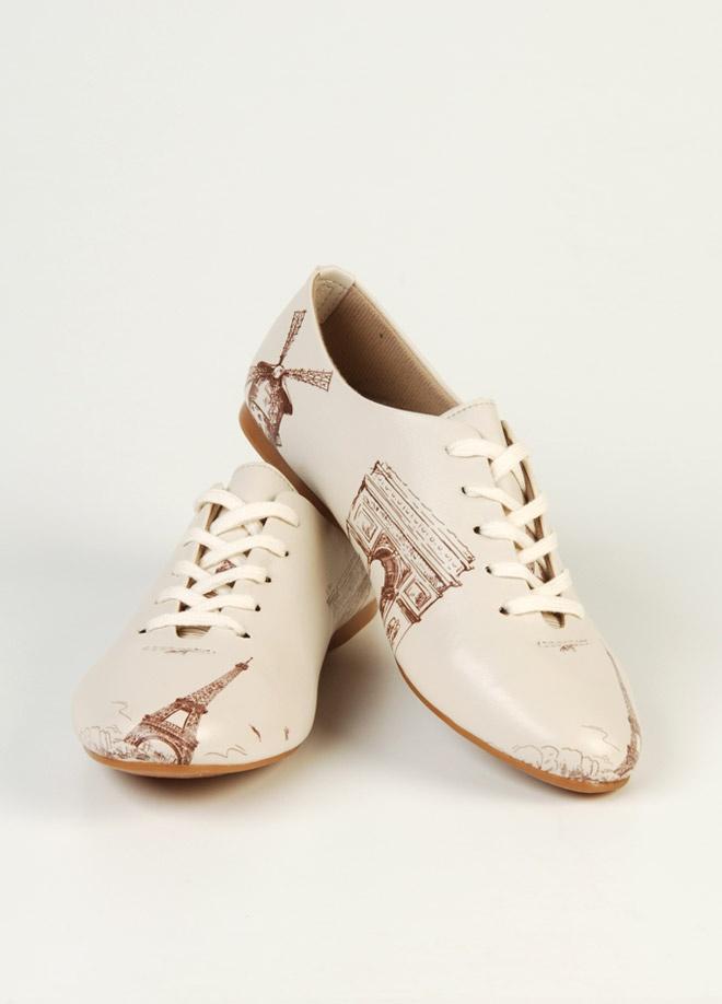 Dogo shoes Paris Oxfords
