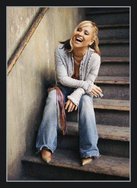 Fridge Magnet Singer Anastacia two time breast cancer by Vividiom