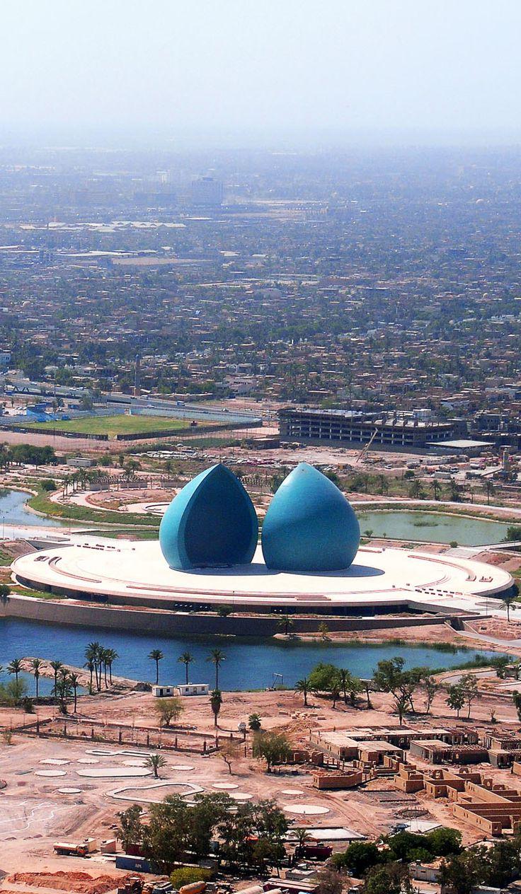 Martyr Monument - Baghdad