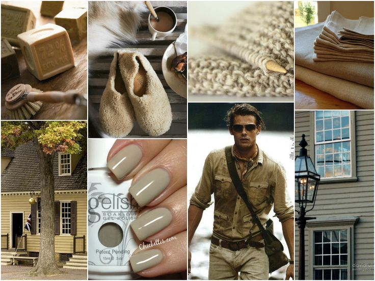Polish blogger Maria analyses shades of *brown* suitable for each season type: KHAKI. For True Summer, Soft Summer,  True Autumn, Soft Autumn, Deep Autumn.  Perhaps for Deep Winter.